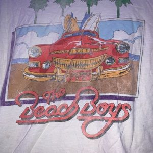 Beach boys shirt